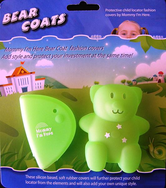 Zelen zaščitni plašček